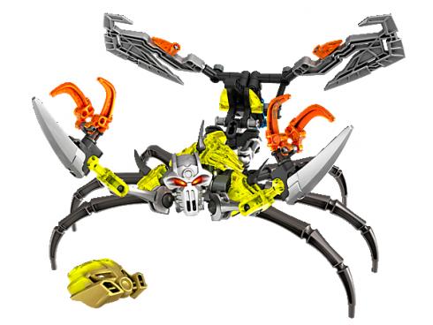 Череп-Скорпион