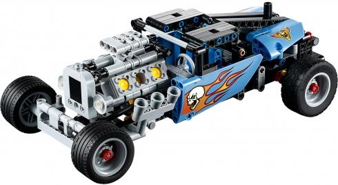 Lego техник 42022 - 06