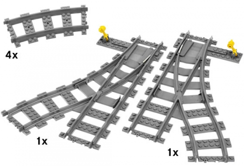 Железнодорожные стрелки