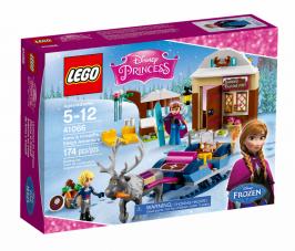 Анна и Кристоф: прогулка на санях НОВИНКА LEGO Disney Princess (Принцессы Дисней)