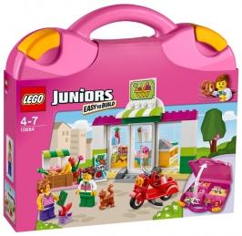 Чемоданчик Супермаркет LEGO Juniors (Джуниорс)