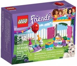 День рождения: магазин подарков НОВИНКА LEGO Friends (Подружки)