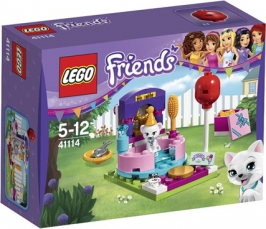 День рождения: салон красоты НОВИНКА LEGO Friends (Подружки)