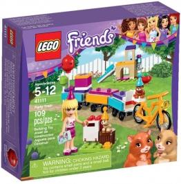 День рождения: велосипед НОВИНКА LEGO Friends (Подружки)