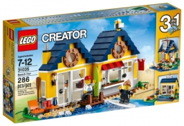 Домик на пляже LEGO Creator (Креатор)