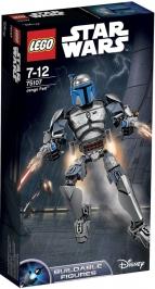 Джанго Фетт LEGO Star Wars (Звездные Войны)