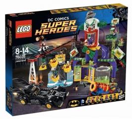Джокерленд LEGO Super Heroes (Супер Герои)