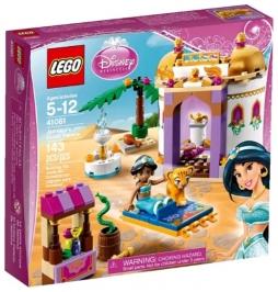 Экзотический дворец Жасмин LEGO Disney Princess (Принцессы Дисней)