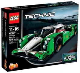 Гоночный автомобиль LEGO Technic (Техник)