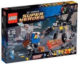 Горилла Гродд сходит с ума LEGO Super Heroes (Супер Герои)