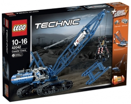 Гусеничный кран LEGO Technic (Техник)