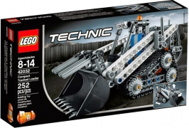 Гусеничный погрузчик LEGO Technic (Техник)