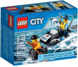 Игрушка Город Побег в шине НОВИНКА LEGO City (Город)