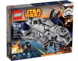 Имперский десантный корабль LEGO Star Wars (Звездные Войны)