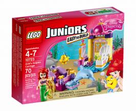 Карета Ариэль НОВИНКА LEGO Juniors (Джуниорс)