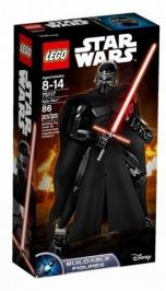 Кайло Рен LEGO Star Wars (Звездные Войны)