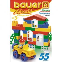 Классический конструктор 55 элементов BAUER