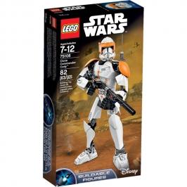 Клон-коммандер Коди LEGO Star Wars (Звездные Войны)