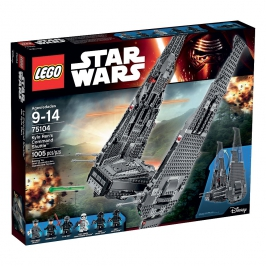 Командный шатл Кайло Рена LEGO Star Wars (Звездные Войны)