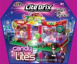 Конфетный магазин LITE BRIX