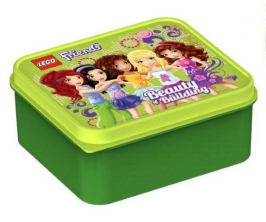 Контейнер для ланча FRIENDS (ярко-зеленый) LEGO Аксессуары