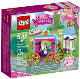 Королевские питомцы: Тыковка НОВИНКА LEGO Disney Princess (Принцессы Дисней)