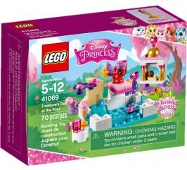 Королевские питомцы: Жемчужинка НОВИНКА LEGO Disney Princess (Принцессы Дисней)