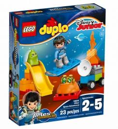 Космические приключения Майлза НОВИНКА LEGO DUPLO (Дупло)