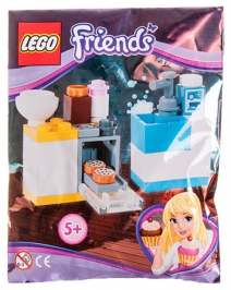 Кухня для суперкулинаров LEGO Friends (Подружки)