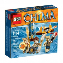 Лагерь Клана Львов LEGO Legends of Chima (Легенды Чимы)