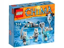 Лагерь Ледяных Медведей LEGO Legends of Chima (Легенды Чимы)