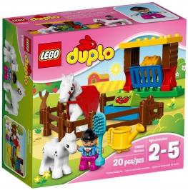 Лошадки НОВИНКА LEGO DUPLO (Дупло)