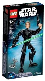 Люк Скайуокер LEGO Star Wars (Звездные Войны)