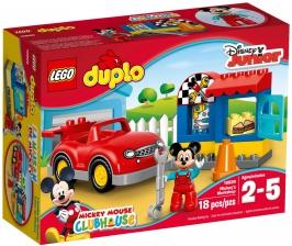 Мастерская Микки НОВИНКА LEGO DUPLO (Дупло)