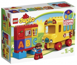 Мой первый автобус LEGO DUPLO (Дупло)