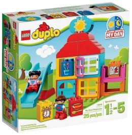 Мой первый игровой домик LEGO DUPLO (Дупло)