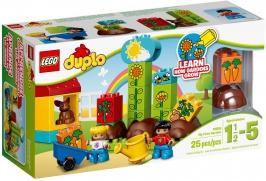 Мой первый сад НОВИНКА LEGO DUPLO (Дупло)