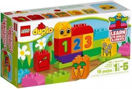 Моя веселая гусеница НОВИНКА LEGO DUPLO (Дупло)