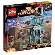 Нападение на башню Мстителей LEGO Super Heroes (Супер Герои)