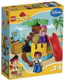 Остров сокровищ LEGO DUPLO (Дупло)