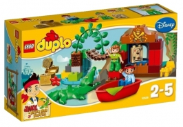 Питер Пэн в гостях у Джейка LEGO DUPLO (Дупло)