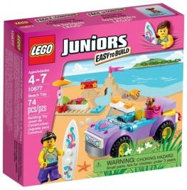 Поездка на пляж LEGO Juniors (Джуниорс)