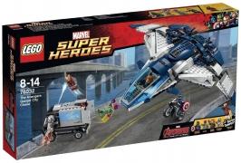 Погоня на Квинджете Мстителей LEGO Super Heroes (Супер Герои)