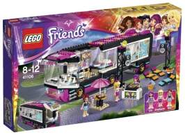 Поп звезда: гастроли НОВИНКА LEGO Friends (Подружки)