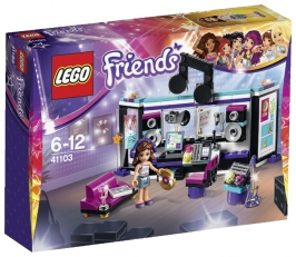 Поп звезда: студия звукозаписи НОВИНКА LEGO Friends (Подружки)