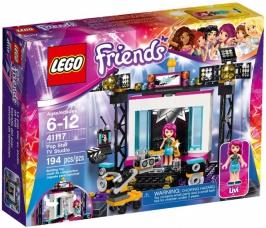 Поп-звезда: телестудия НОВИНКА LEGO Friends (Подружки)