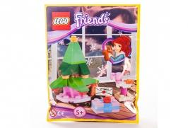 Праздничная елочка LEGO Friends (Подружки)