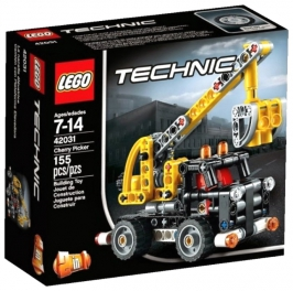 Ремонтный автокран LEGO Technic (Техник)