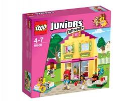 Семейный Домик НОВИНКА LEGO Juniors (Джуниорс)