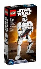 Штурмовик Первого Ордена НОВИНКА LEGO Star Wars (Звездные Войны)